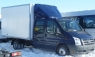 "Изотермический фургон ""Плакметалл"" Ford 460EF двойная кабина 3227DN"