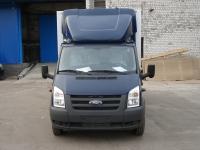 Фургон рефрижератор Ford Transit 300SWB 3227EP ZANOTTI ZERO 25 S