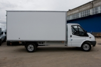 "Фургон промтоварный  ""ПЛАКМЕТАЛЛ""  Ford Transit 300SWB 3227DP"