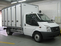 """Хлебный фургон 30 мм """"Сэндвич"""" Форд Транзит 350MWB 3227HP"""