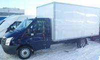 "Фургон Ford Transit 350EF промтоварный ""Плакметалл"" 3227DP"