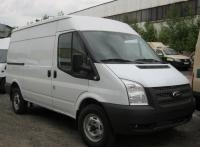 Цельнометаллический фургон Ford Transit  300LWB база