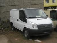Цельнометаллический фургон Форд Транзит 260SWB база