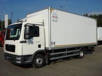 Автомобиль промтоварный фургон MAN TGL 12.180